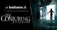 Nuovi posti disponibili per l'anteprima gratuita di The Conjuring 2 a Roma!