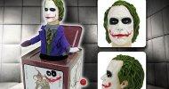 Comic-Con 2016: Il Joker di Heath Ledger protagonista di una scatola a sorpresa