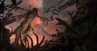 Jurassic World: scene scartate dal film nei nuovi concept art