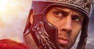 Ben-Hur: Jack Huston, Morgan Freeman e gli altri protagonisti nei character poster
