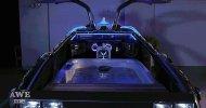 Ritorno al Futuro: Super-Fan Builds trasforma una DeLorean in una vasca idromassaggio