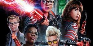 EXCL – Ghostbusters, le papere di Chris Hemsworth in un estratto dagli extra
