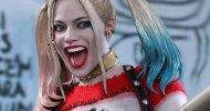 Suicide Squad: ecco le figure della Hot Toys di Harley Quinn, Joker e Deadshot