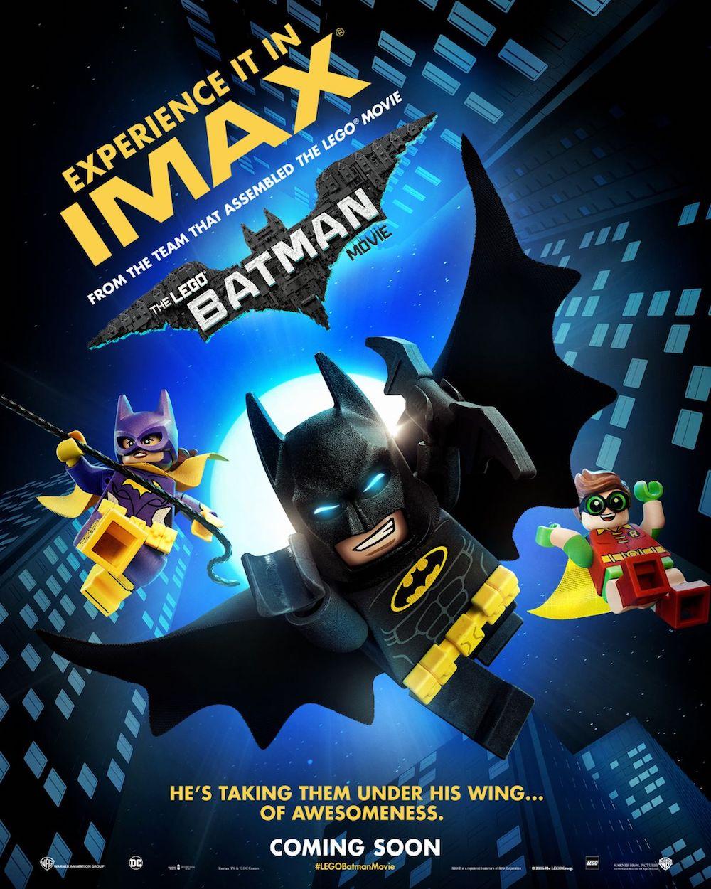 LEGO Batman il Film - Poster IMAX