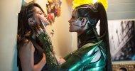 Power Rangers: Rita Repulsa e il Yellow Ranger nella nuova foto di Entertainment Weekly!