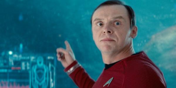 Simon Pegg Star Trek Beyond