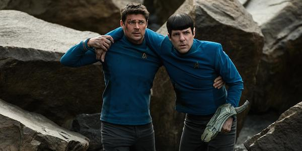 Spock Bones Star Trek Beyond