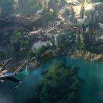 Star Wars Land: in arrivo un'attrazione dedicata a Star Wars VIII, ecco un nuovo concept del parco