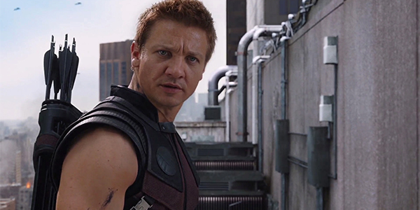 Occhio di Falco Avengers