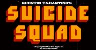 Ecco la Suicide Squad di Tarantino