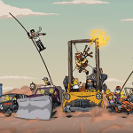 Mad Max: Fury Road, la parodia dei Simpson nel seicentesimo episodio!