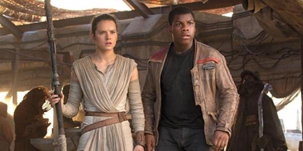 Star Wars: Il Risveglio della Forza Rey Finn