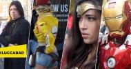 #LuccaBAD: un video riepilogo con i migliori cosplayer di Lucca Comics & Games 2016!