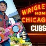 Ritorno al Futuro: i Chicago Cubs battono i Cleveland Indians, le congratulazioni di Michael J. Fox