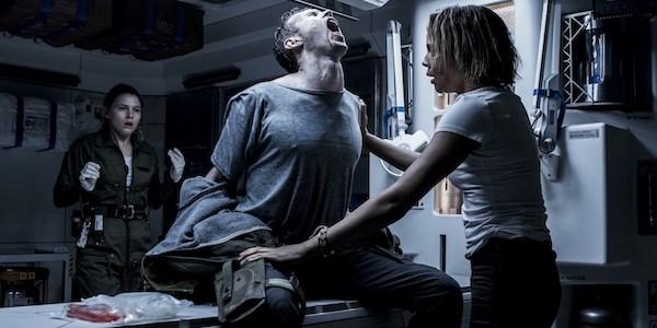 Violenza, sangue e mistero nel primo terrificante trailer italiano di Alien: Covenant