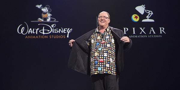John Lasseter D23