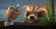 Rocket Raccoon, Baby Groot e il Collezionista nel nuovo corto animato targato Marvel e Funko