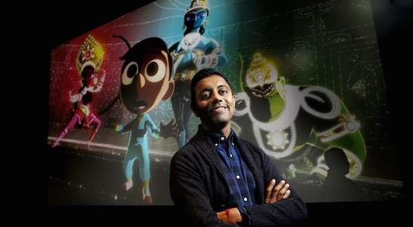 Sanjay Patel Pixar