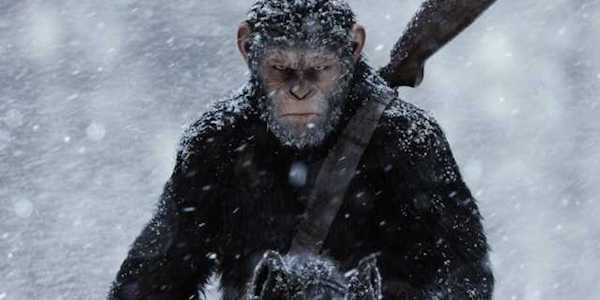 The War: Il Pianeta delle Scimmie, un nuovo poster internazionale