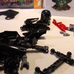 Unboxing – LEGO Star Wars Imperial Death Trooper, la costruzione in time lapse