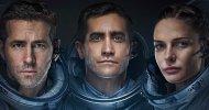 Life: Jake Gyllenhaal, Ryan Reynolds e Rebecca Ferguson nel nuovo poster italiano