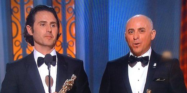 Il calabrese Alan Barillaro conquista l'Oscar con corto d'animazione