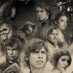 Star Wars Celebration: le generazioni si incontrano nel poster per i 40 anni della saga!