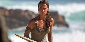 Alicia Wikander Tomb Raider