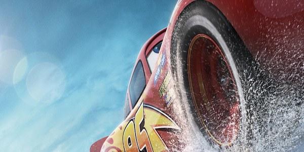Da Disney/Pixar il nuovo roboante poster del cartoon Cars 3