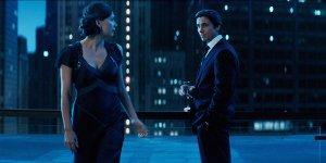 Il Cavaliere Oscuro Rachel e Bruce Wayne