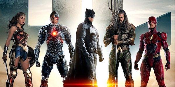 Justice League: distribuiti online i character poster e la locandina principale