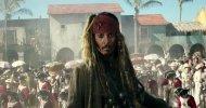Pirati dei Caraibi: La Vendetta di Salazar, Johnny Depp nei panni di Jack Sparrow sorprende i fan a Disneyland
