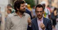 Questione di Karma: una clip e un video dal backstage del film con Elio Germano e Fabio De Luigi