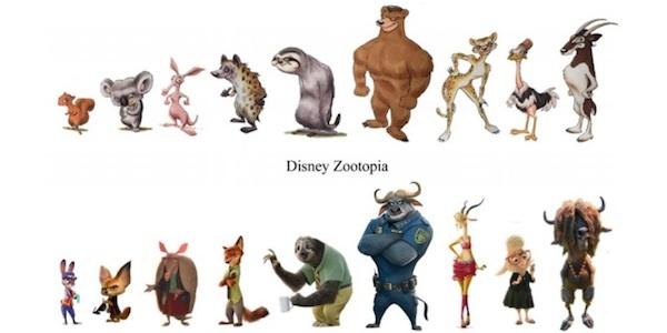 Zootropolis è frutto di un plagio? Uno sceneggiatore fa causa alla Disney