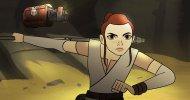 Star Wars: le eroine della saga protagoniste della serie di corti Forces of Destiny
