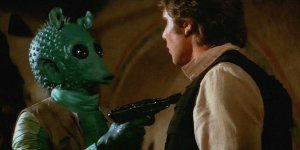 Star Wars: Paul Blake, interprete di Greedo, parla di una scena mai vista al cinema