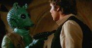 Star Wars: Paul Blake, interprete di Greedo, parla di una scena mai vista al cinema