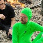 Guardiani della Galassia: James Gunn smentisce la presenza di una easter egg su Galactus