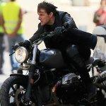 Mission: Impossible 6, prima immagine con Rebecca Ferguson, nuove foto dal set con Tom Cruise