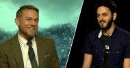 EXCL – King Arthur: Il Potere della Spada, Charlie Hunnam dal provino alle speranze per il sequel