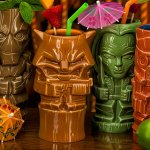 Guardiani della Galassia: ecco le tazze Tiki ispirate ai personaggi del cinecomic Marvel