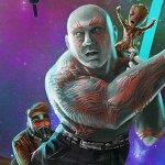 Guardiani della Galassia Vol. 2 incontra i Goonies in un suggestivo poster alternativo targato Poster Posse