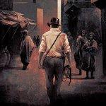 Indiana Jones e i Predatori dell'Arca Perduta, un suggestivo poster alternativo firmato da Hans Woody