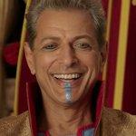 Thor: Ragnarok, Jeff Goldblum ha improvvisato molto su consiglio del regista Taiki Waititi