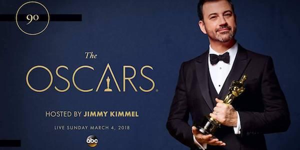 [Oscar 2018] Jimmy Kimmel riconfermato a sorpresa come presentatore