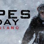 #ApesDay il 30 giugno al cinema Arcadia di Melzo: partecipa alla maratona gratuita!