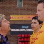 Palle al Balzo – Dodgeball: Ben Stiller, Vince Vaughn e il resto del cast di nuovo insieme per beneficenza