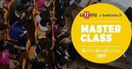Giffoni Masterclass 2017: tutti i dettagli!