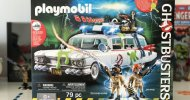 Ghostbusters Ecto-1 Playmobil 9220 | Ghostbusters