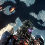 Transformers: l'Ultimo Cavaliere, un suggestivo poster IMAX